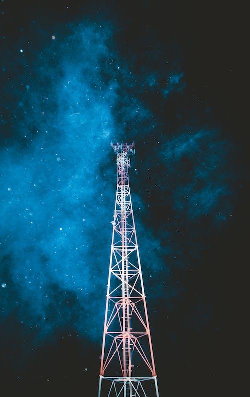 Kostnadsfri bild av astronomi, bandbredd, celltornet, energi