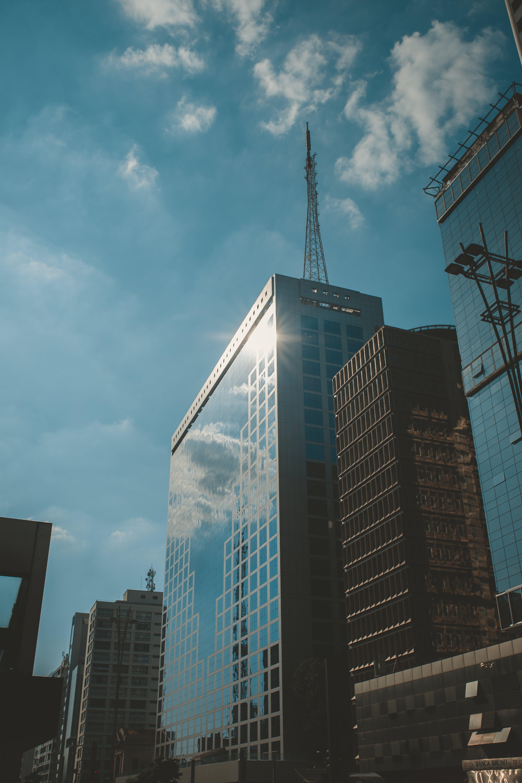 Imagine de stoc gratuită din afaceri, arhitectură, călătorie, cel mai înalt
