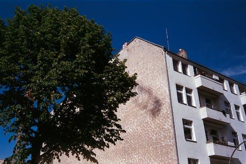 Darmowe zdjęcie z galerii z apartamentowiec, architektura, balkony, budynek