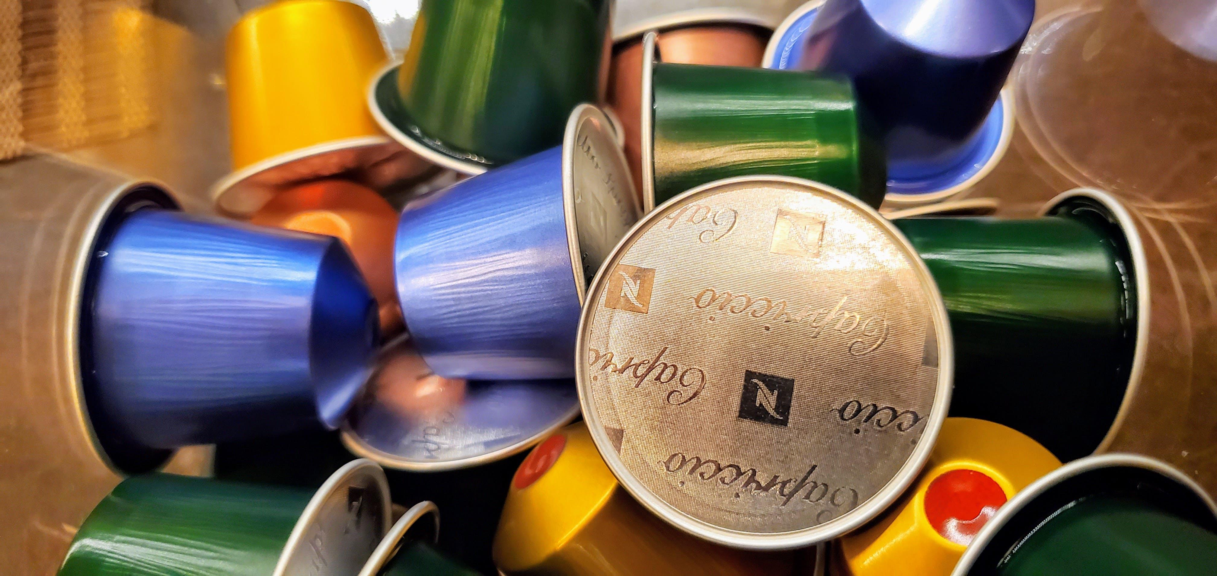 Foto d'estoc gratuïta de beina, blau, cafè, color