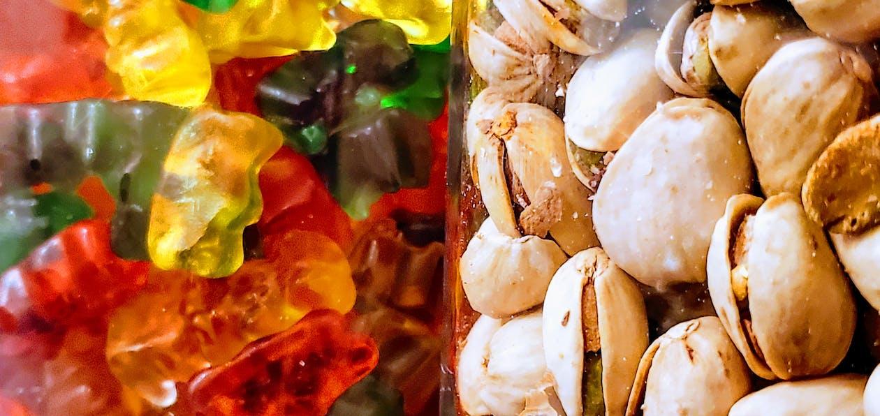 cibo, colore, colori