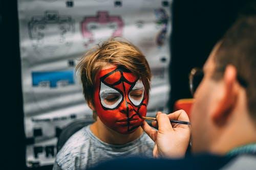 Kostenloses Stock Foto zu erholung, erwachsener, farbe, festival
