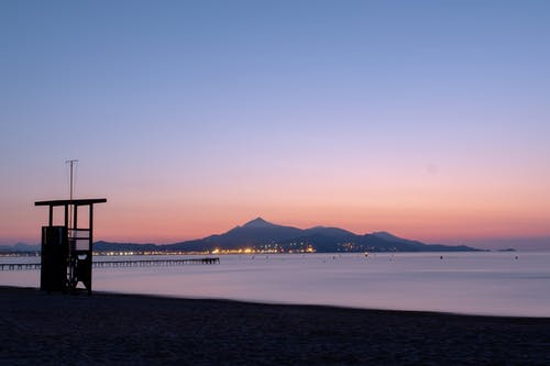 คลังภาพถ่ายฟรี ของ กลางแจ้ง, การท่องเที่ยว, ชายหาด, ดวงอาทิตย์