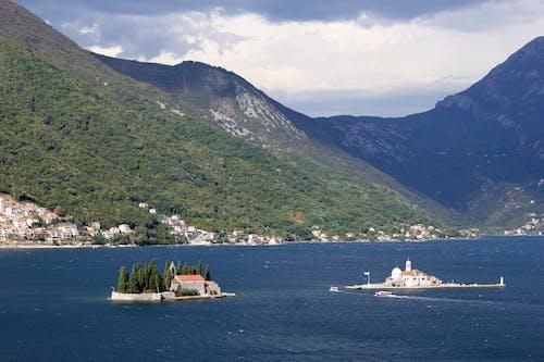 Free stock photo of adriatic sea, kotor bay