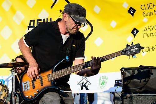 Foto profissional grátis de festival de música, música