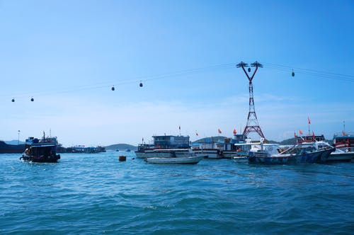 Gratis stockfoto met blauw, boot, nha trang, zee