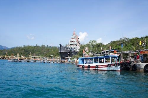 Gratis stockfoto met bezoekende, boot, museum, nha trang