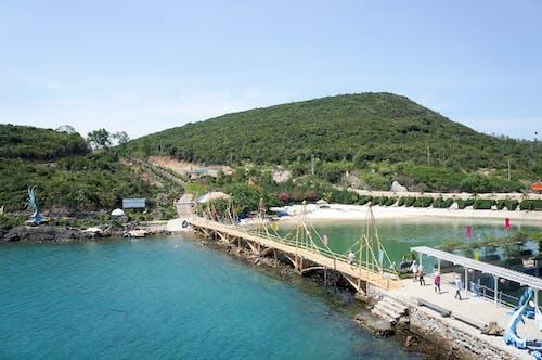 Gratis stockfoto met brug, nha trang, zee