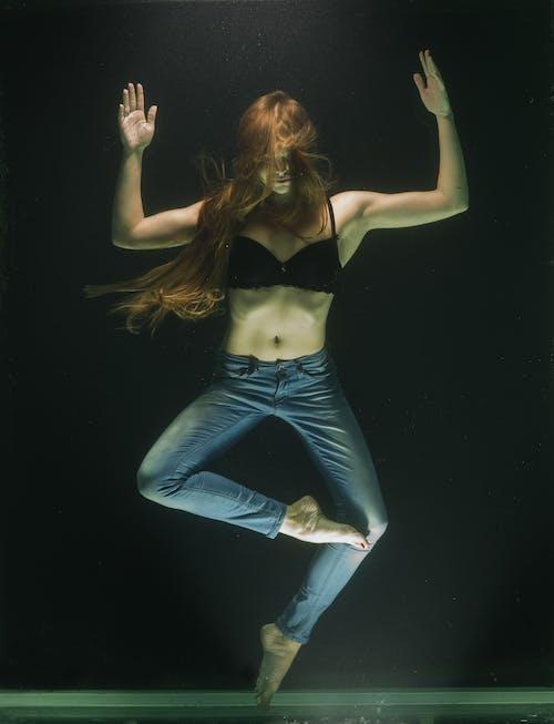 Foto profissional grátis de adulto, bailarino, baile, balança