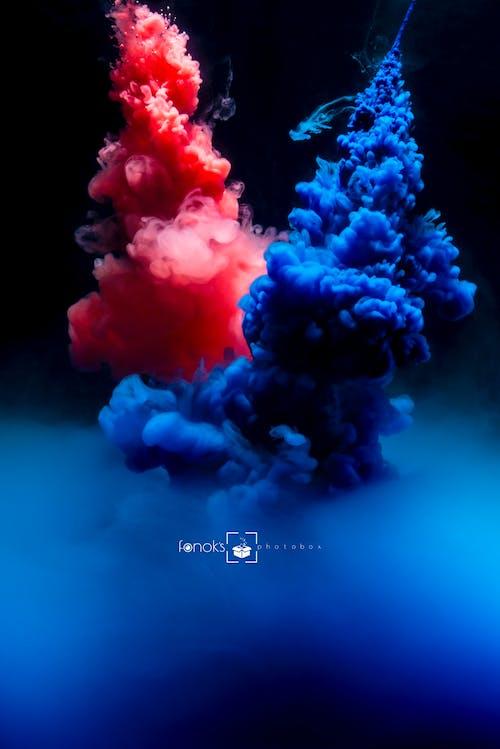 cloudslime, vabe, 抽煙, 燈光 的 免费素材照片
