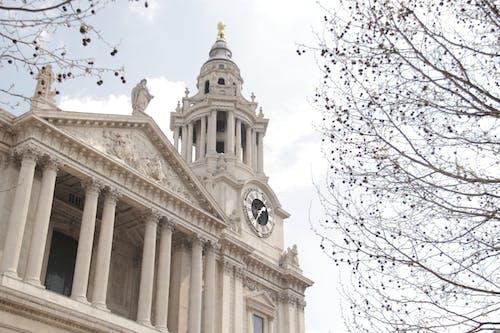 aziz paul, Britanya, ece, elizabeth kulesi içeren Ücretsiz stok fotoğraf