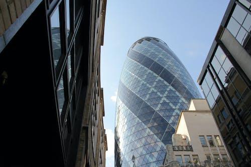低角度, 低角度拍攝, 低角度攝影, 倫敦 的 免費圖庫相片