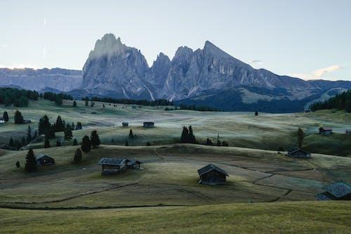 假期, 多洛米蒂山脈, 天性, 娛樂 的 免費圖庫相片