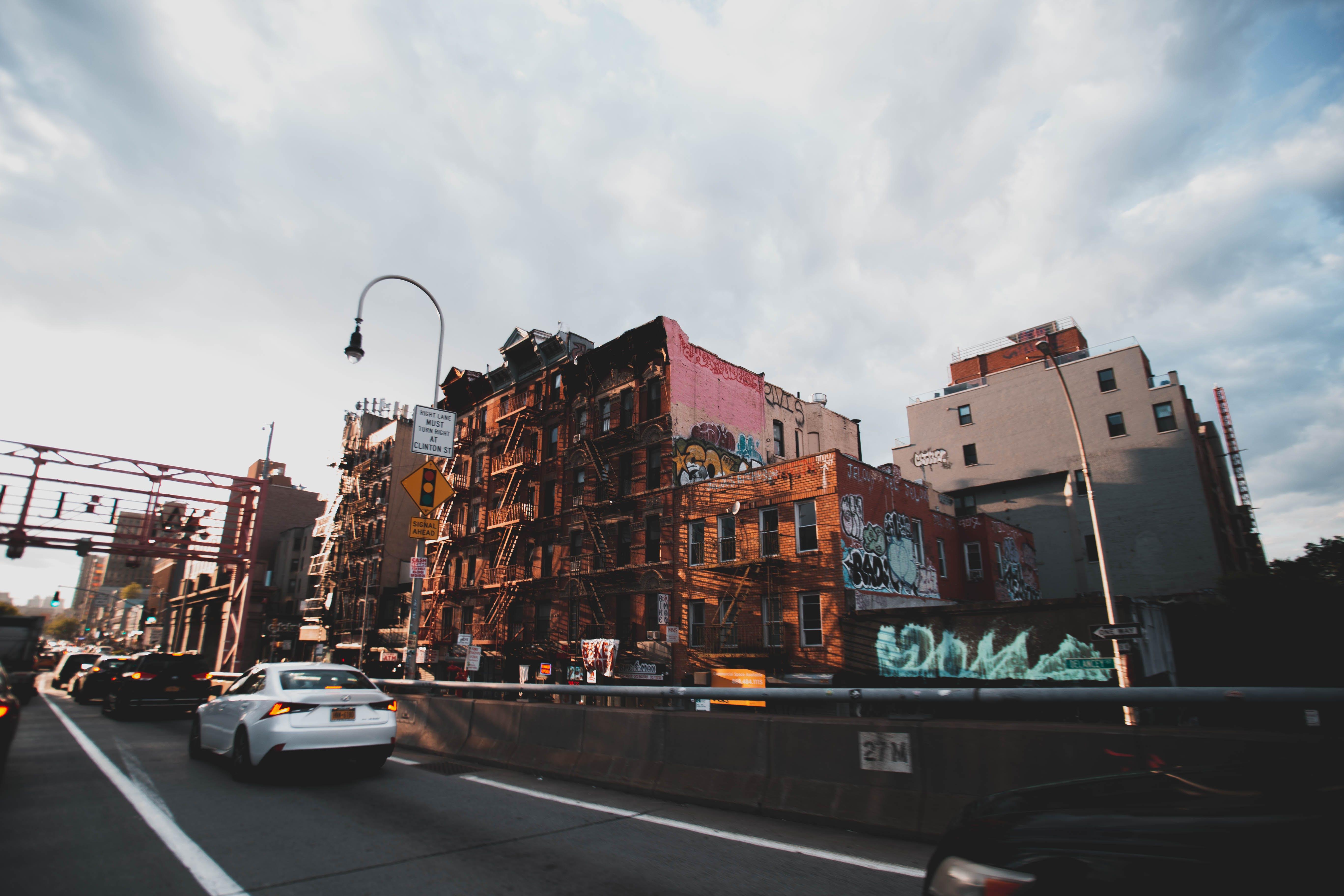 건축, 교통, 교통체계, 다리의 무료 스톡 사진