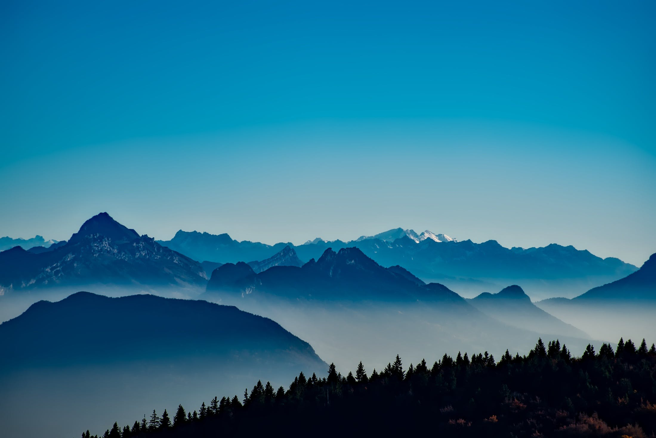 Free stock photo of landscape, mountains, nature, france