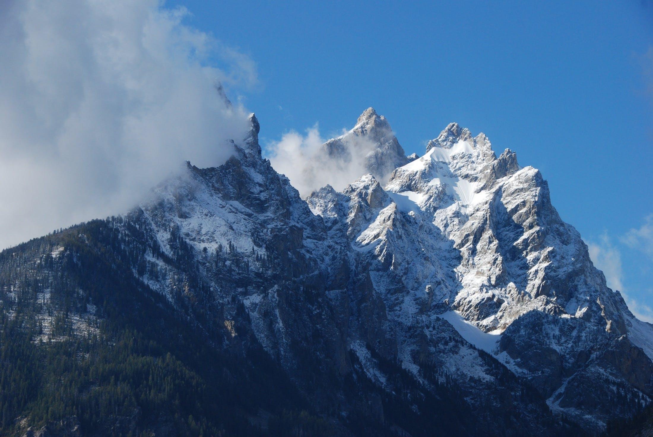 Kostenloses Stock Foto zu berg, felsig, kalt, landschaft