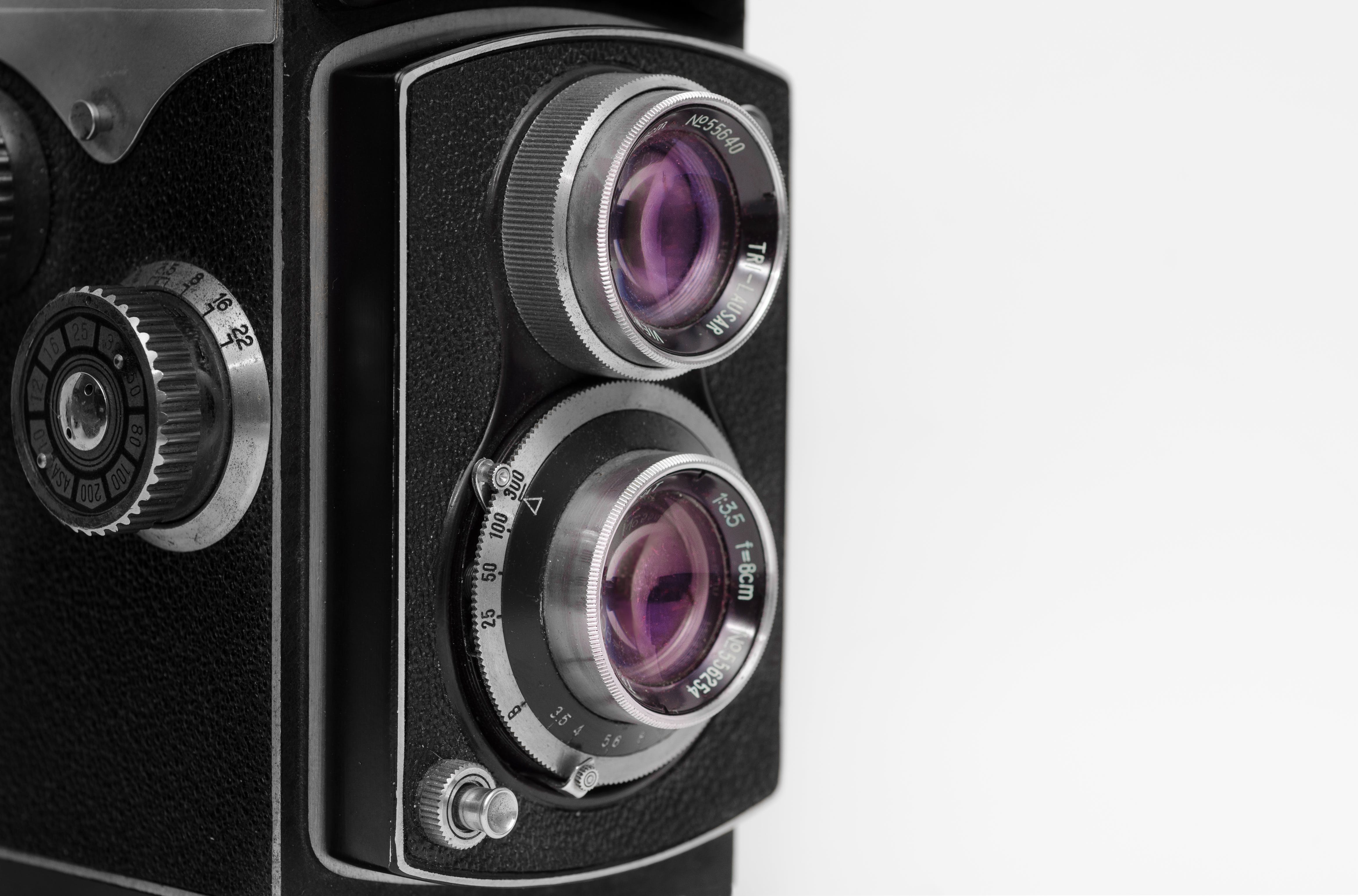 Gratis arkivbilde med Analog, blenderåpning, fokus, kamera