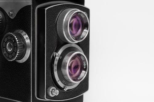 คลังภาพถ่ายฟรี ของ กล้อง, คลาสสิก, ชัตเตอร์, พร่ามัว