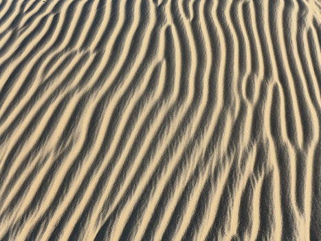 Free stock photo of landscape, nature, sand, desert