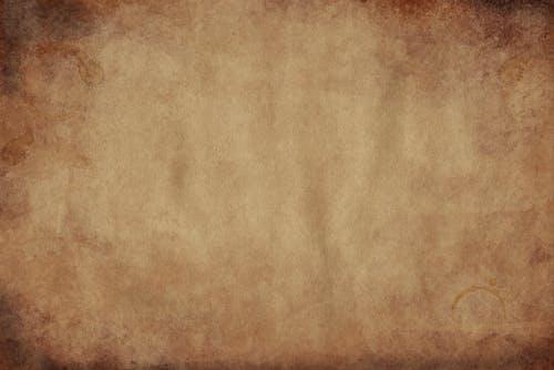 Empty Brown Canvas