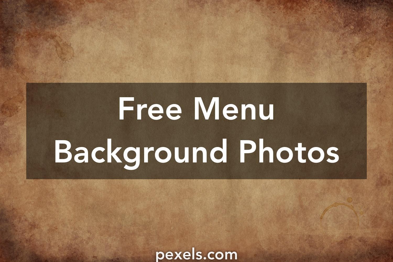 1000+ Great Menu Background Photos · Pexels · Free Stock Photos