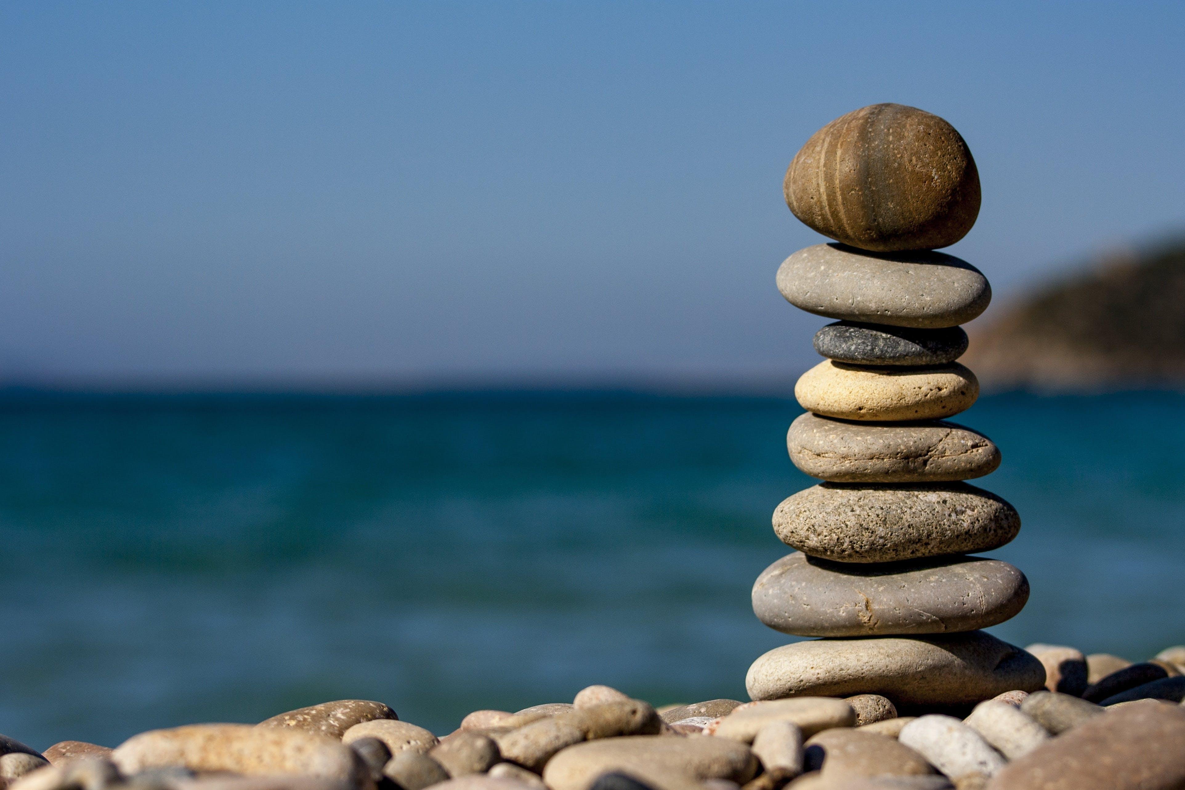 balance, macro, ocean