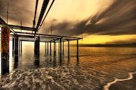 light, sea, dawn