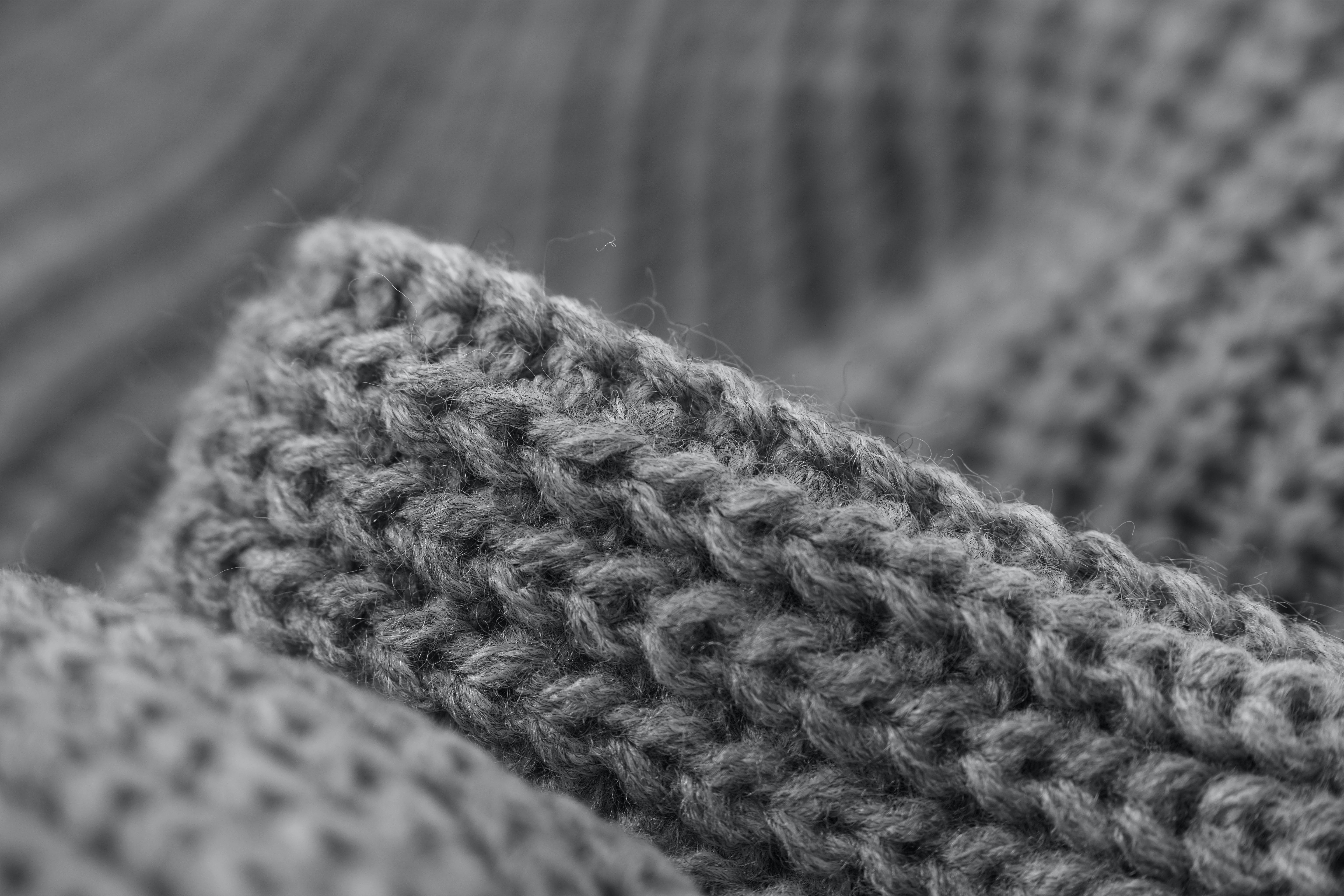 Free stock photo of cold black and white pattern texture