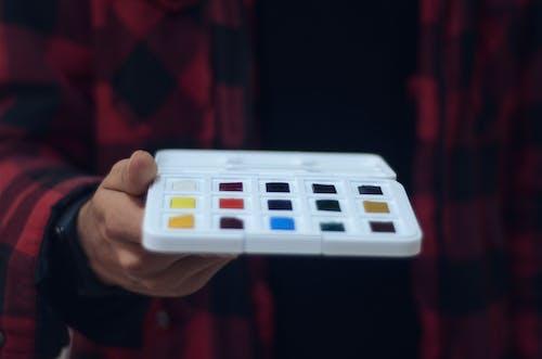 塗料, 水彩, 華美, 豐富多彩 的 免費圖庫相片