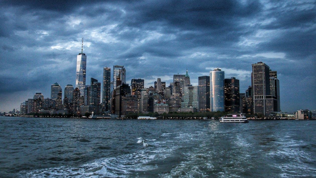 Architekturfotografie Der Stadt