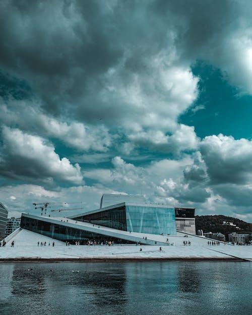 Kostenloses Stock Foto zu architektur, gebäude, norwegen, oslo
