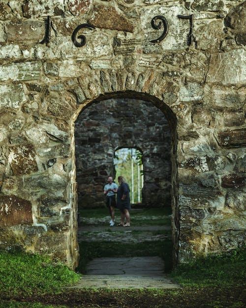 Δωρεάν στοκ φωτογραφιών με ανοίγω, αρχαίος, γρασίδι, είσοδος