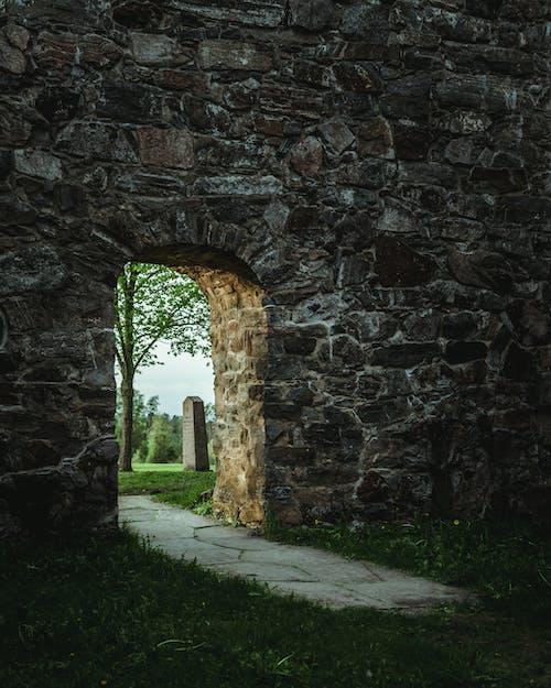 Бесплатное стоковое фото с Арка, архитектура, достопримечательность, древний