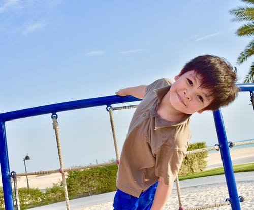 Free stock photo of beach front, beautiful eyes, boy, cute