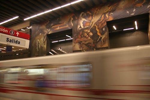 Free stock photo of city, city center, city life, subway
