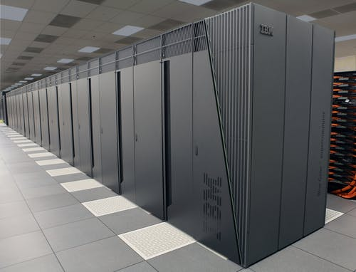 Computer Control Unit Room