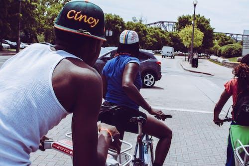 Foto d'estoc gratuïta de afroamericà, amor, cincinnati, conduint