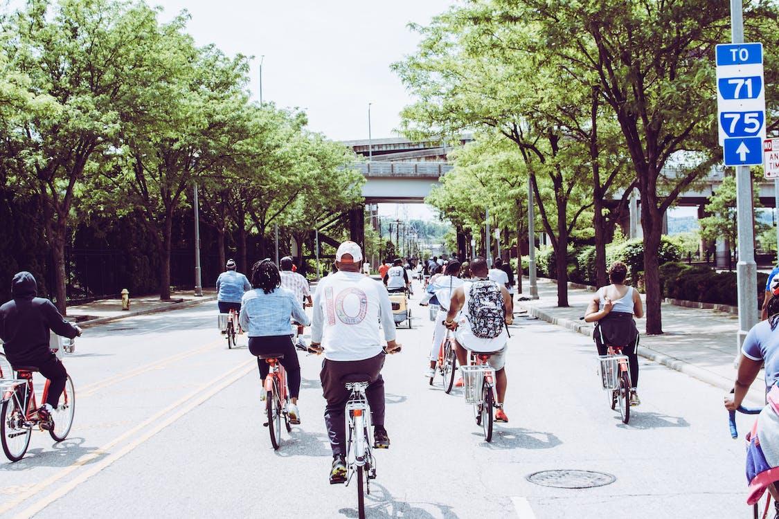 bike city commuting
