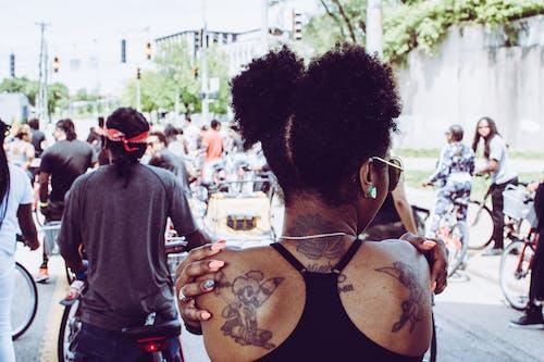 Foto stok gratis kaum wanita, orang, Parade, wanita Amerika Afrika