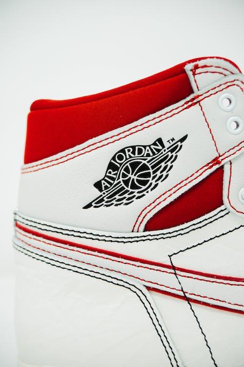 Foto stok gratis air jordan, nike, sepatu