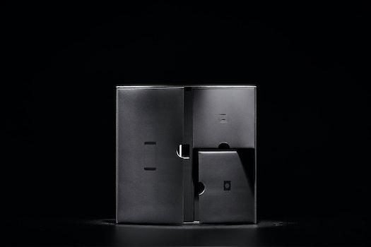 Free stock photo of light, black-and-white, art, dark