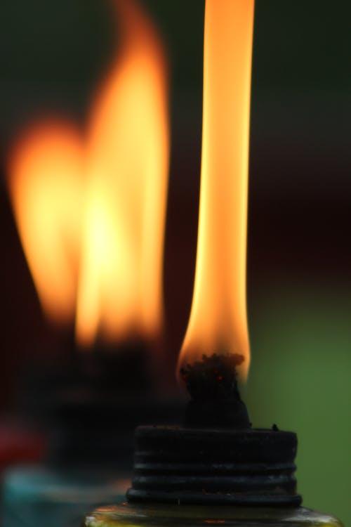 Základová fotografie zdarma na téma oheň, plameny