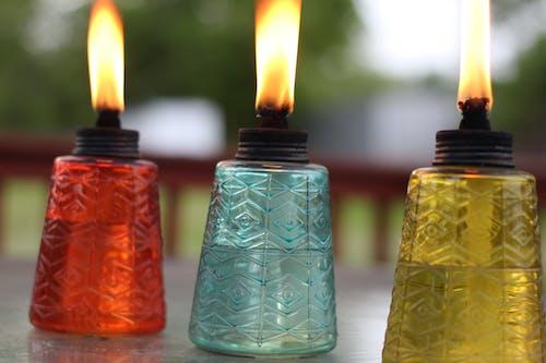 Základová fotografie zdarma na téma plameny, svítilna