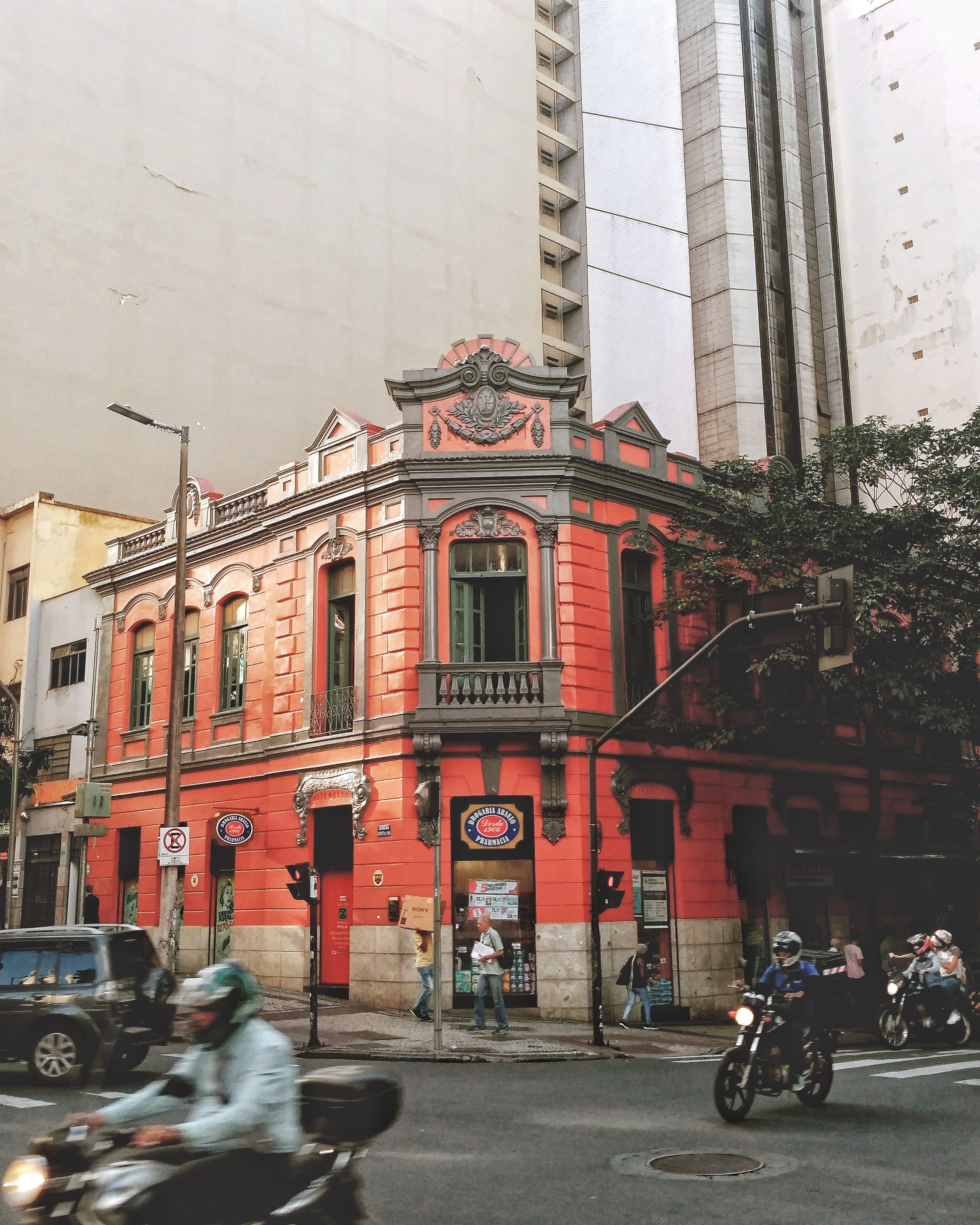 Gratis lagerfoto af aktie, arkitektur, by, bygning