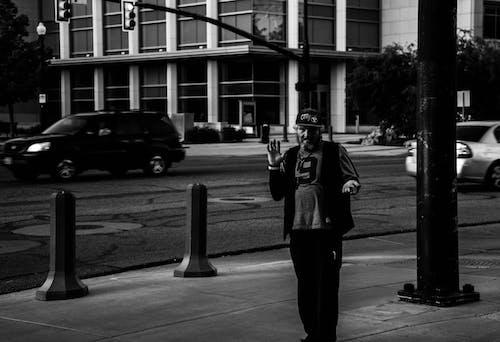 Free stock photo of homeless, street, urban photography