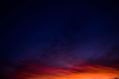 Ingyenes stockfotó piros ég témában