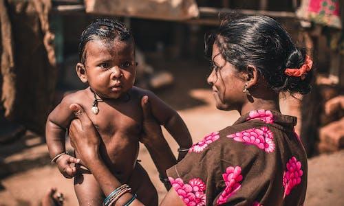 Free stock photo of bath, child, eyes, famiy