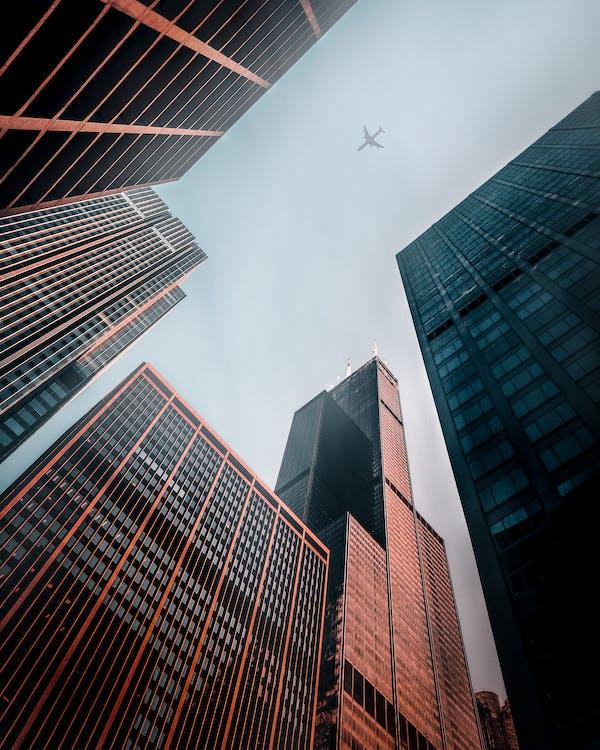 a l'aire lliure, arquitectura, avió