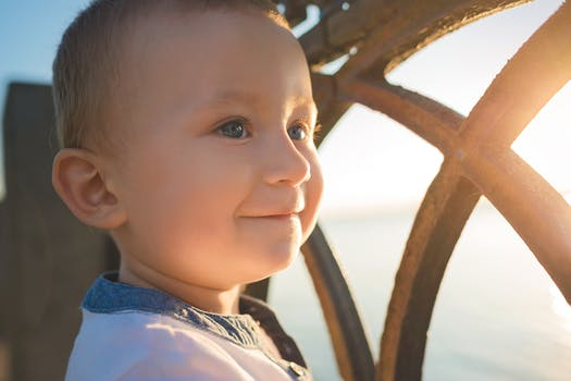 Free stock photo of cute, young, child, baby