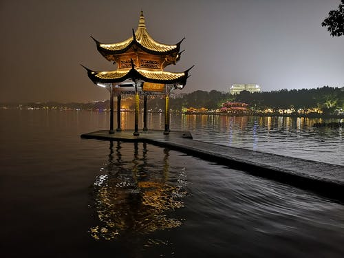 Free stock photo of architecture, background, china